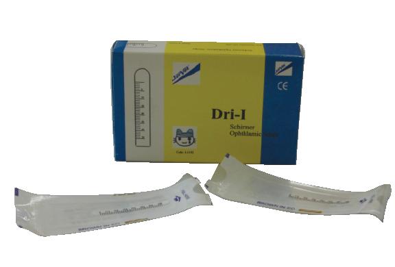 Dri-I Shirmer Test Strip