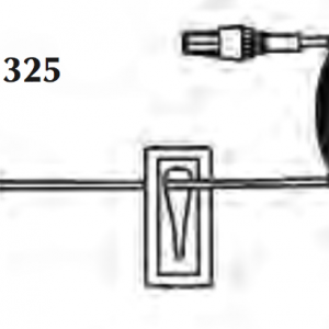 J-Loop Minibore Extension Set