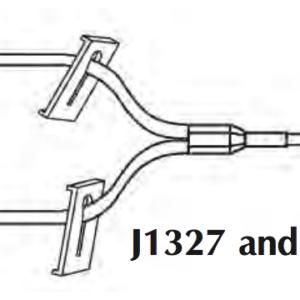 "Bifuse Extension Set, Minibore, 6"" L"