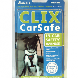 CLIX CarSafe Harness, Large