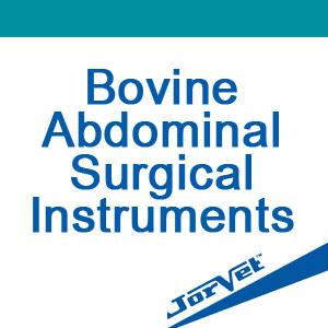 Bovine Abdominal Surgical