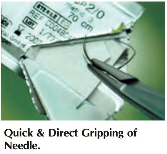 Braunamid w/ Needle, 3/8 Circle, Reverse Cutting, 30mm L, 3/0