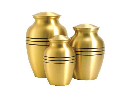 Classic Bronze Urn,  Large