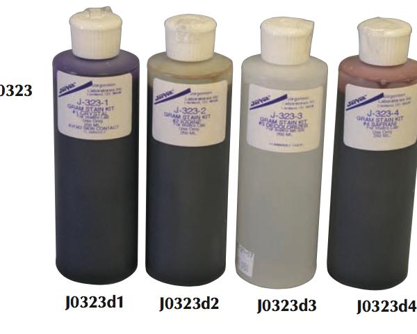 JorVet Gram Stain Kit