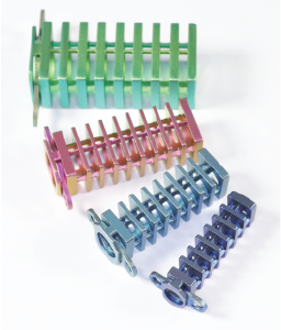 Cuttable TTA Cage, Titanium, 9mm x 26mm