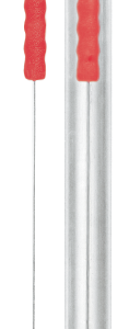 """Accupuncture Needles, Serin J Type, 0.25mm Dia. x 1 1/2"""" L"""