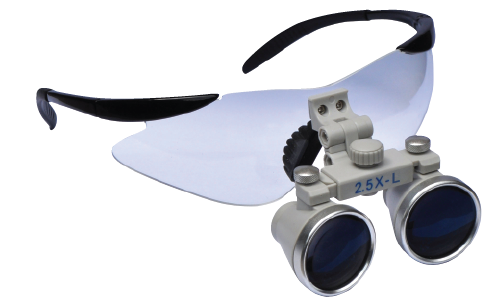 Operating Loupes, Premium, 3.5x Magnification, Long Working Distance