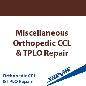 Miscellaneous Orthopedic CCL & TPLO Repair