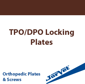 TPO/DPO Locking Plates