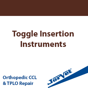 Toggle Insertion Instruments